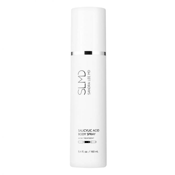 SLMD Skincare Salicylic Acid Body Spray