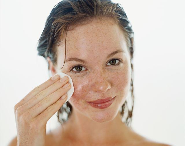 Подготовка кожи к макияжу