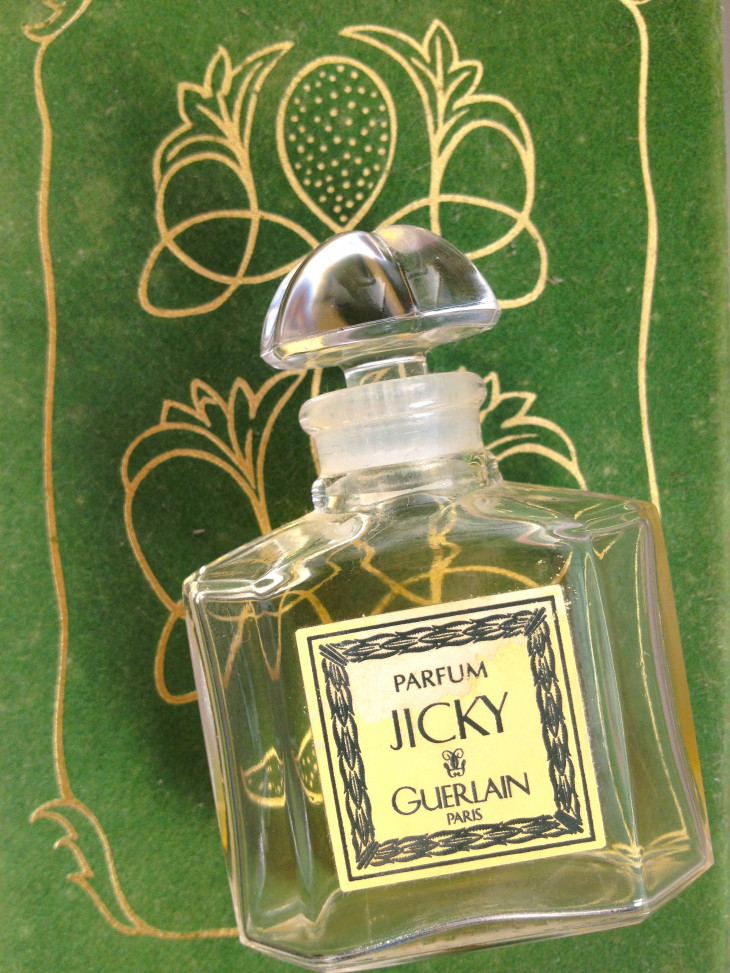 Jicky Guerlain, 1889