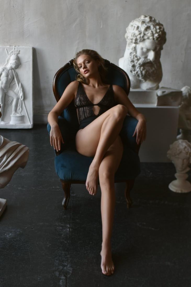 Новая коллекция Grace от Fox lingerie