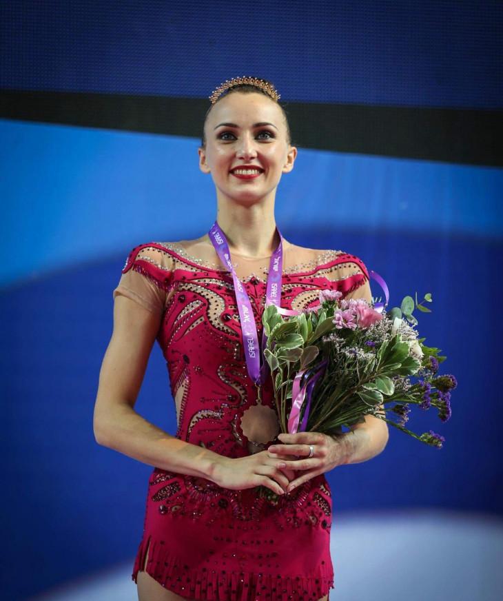 Анна Ризатдинова на Олимпиаде в Рио-де-Жанейро