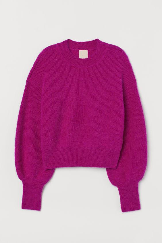 свитер H&M