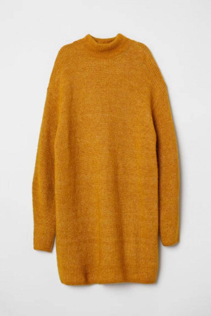 свитер осень зима