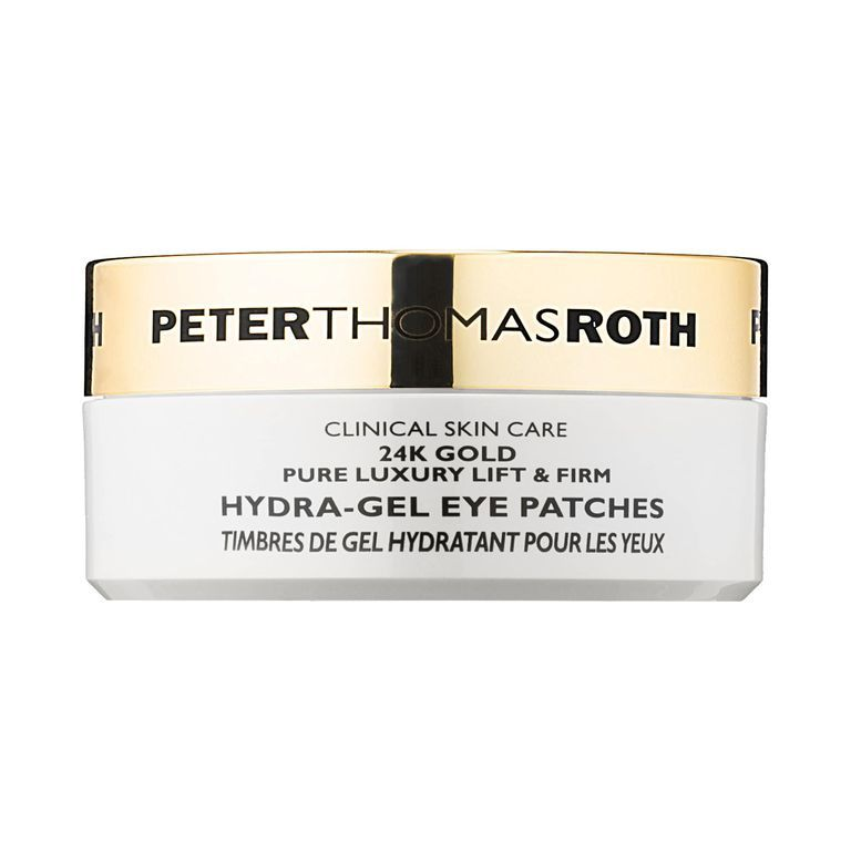 24K Gold Pure Luxury Lift&Firm Hydra-Gel Eye Patches отPeter Thomas Roth