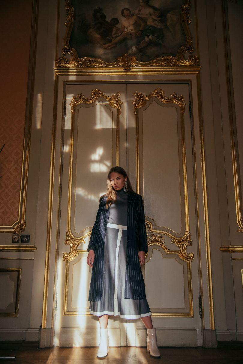 Модный трикотаж на осень от украинских брендов