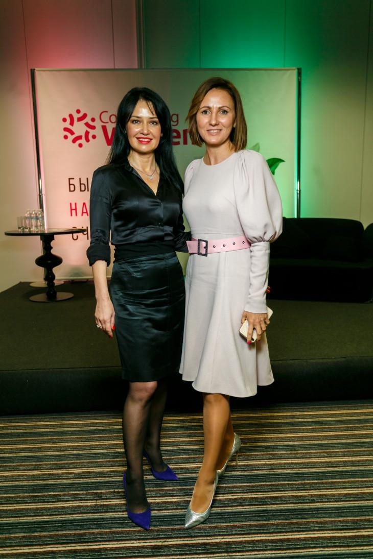 Людмила Харив и Инна Катющенко