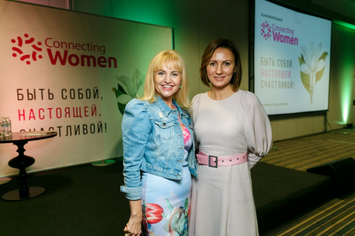 Светлана Спивакова и Инна Катющенко