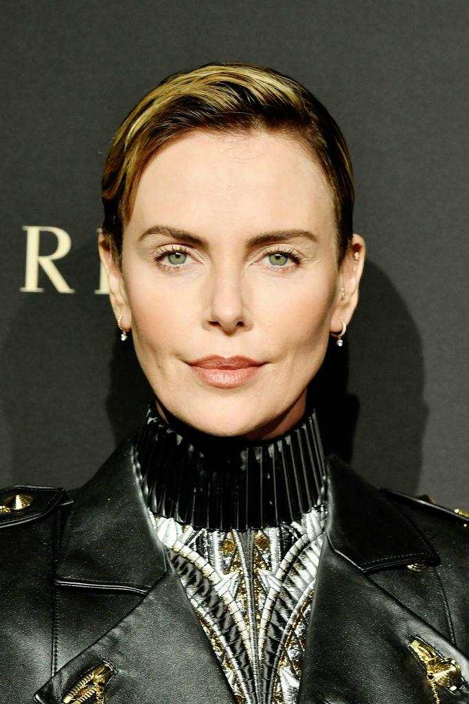 Шарлиз Терон ELLE Women in Hollywood 2019