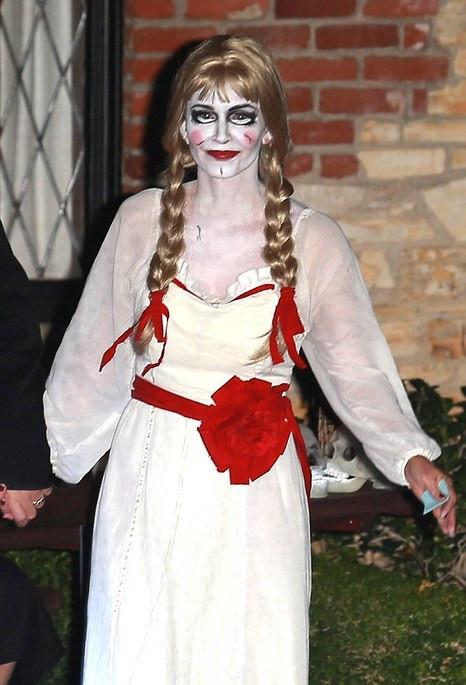 Образ на Хэллоуин Аннабель