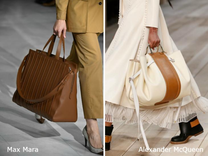 Модные сумки весна 2020 года