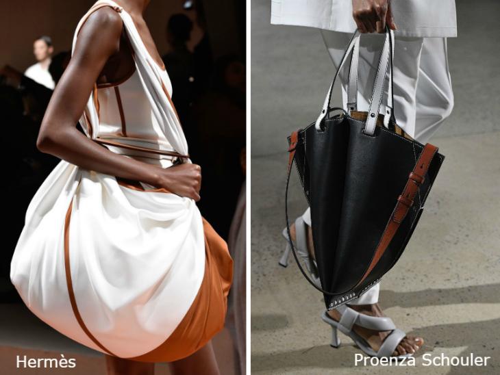 Модные весенние сумки 2020