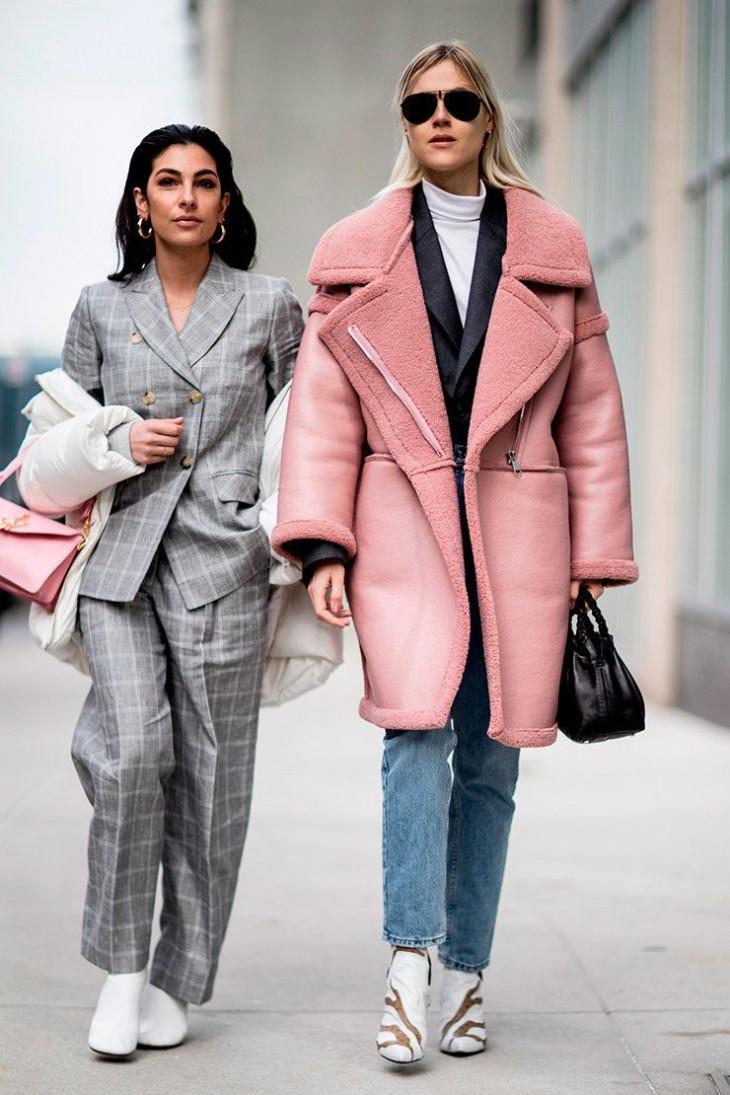 Модные дубленки на зиму 2020