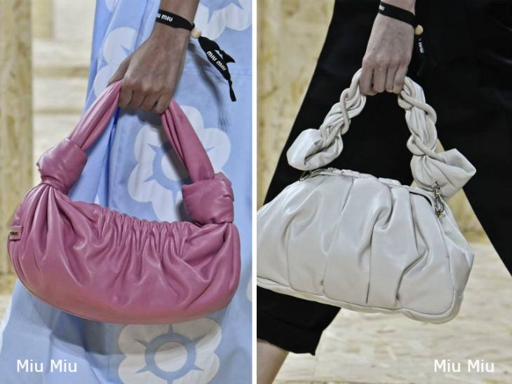 Модные сумки весна 2020 дутые и стеганные