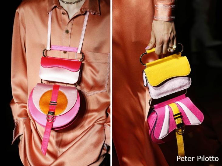 модные сумки весна 2020 двойные