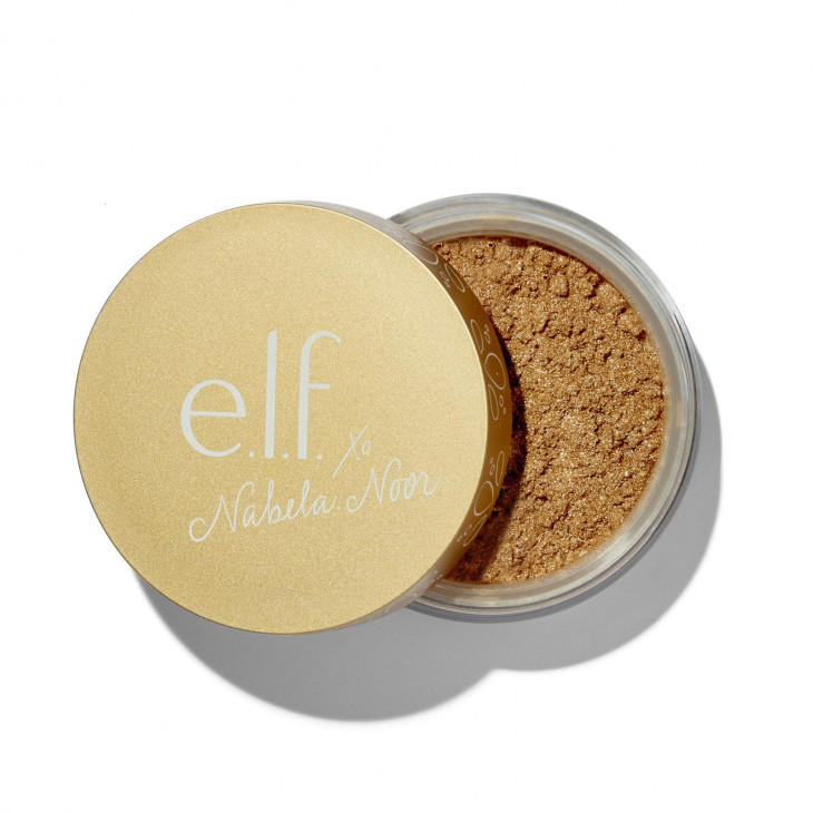 E.L.F. Cosmetics Nabela Noor Gleaming Loose Highlighter