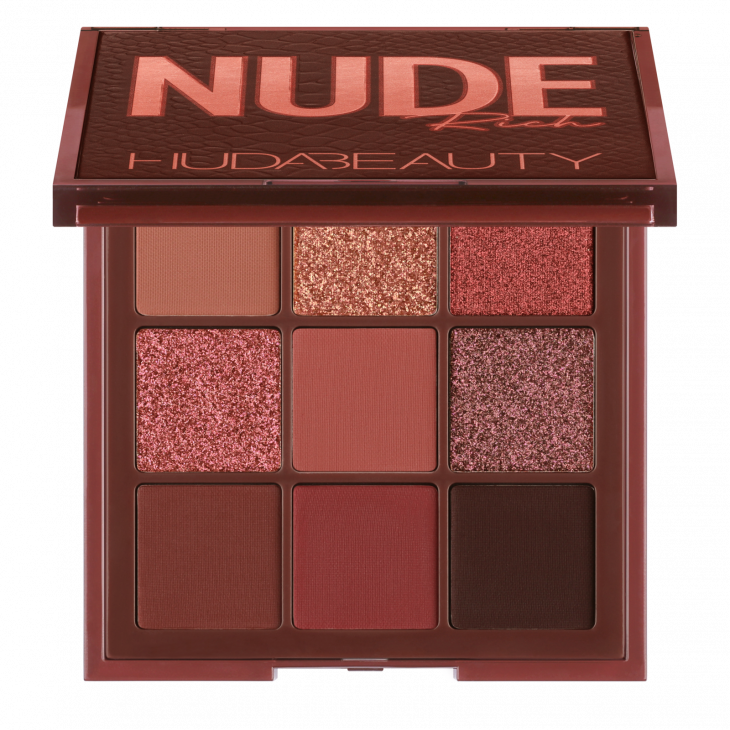 Huda Beauty Nude Obsessions Eye Shadow Palettes