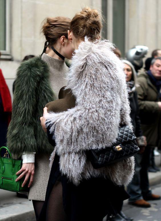 Меховые куртки зима 2020