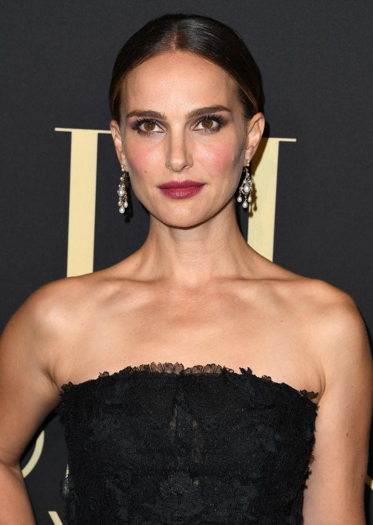 Натали Портман ELLE Women in Hollywood 2019