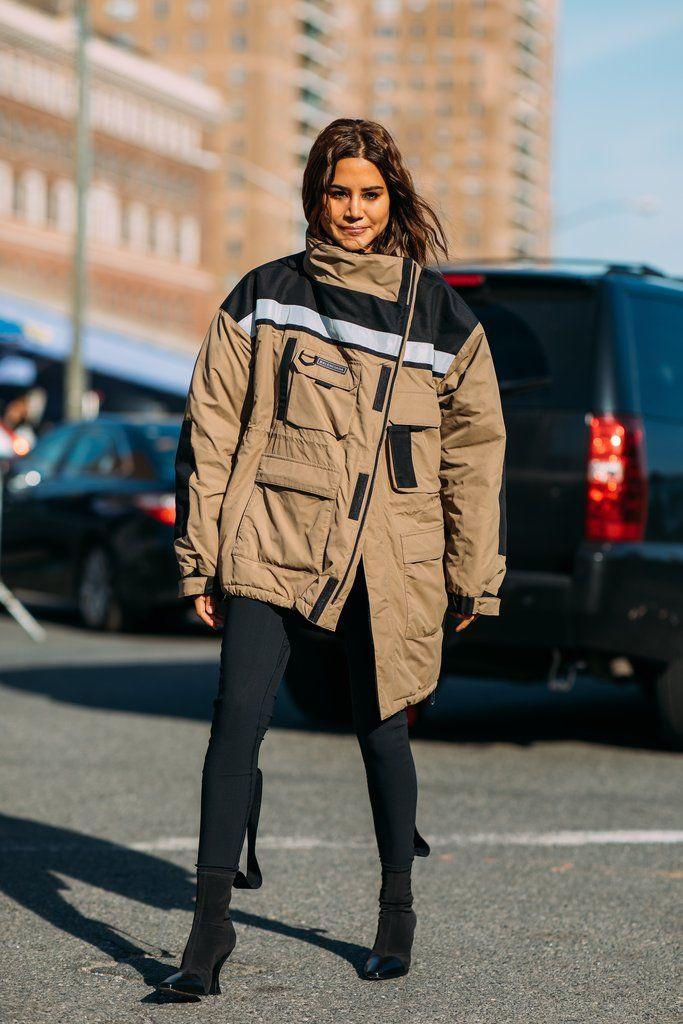 Модные зимние куртки 2020