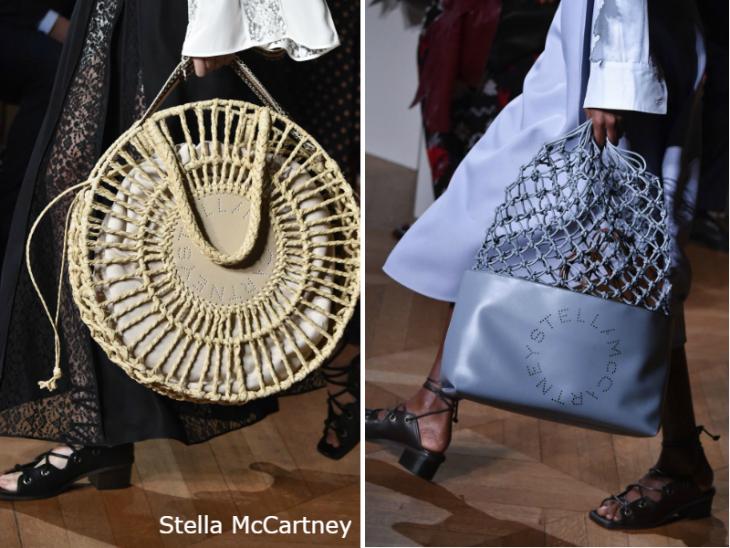 Плетеные сумки 2020