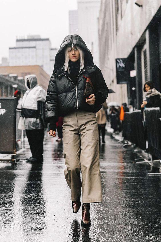 Модные куртки на зиму 2020