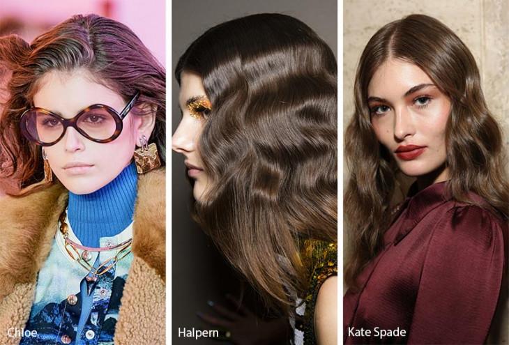 модный цвет волос на осень зиму