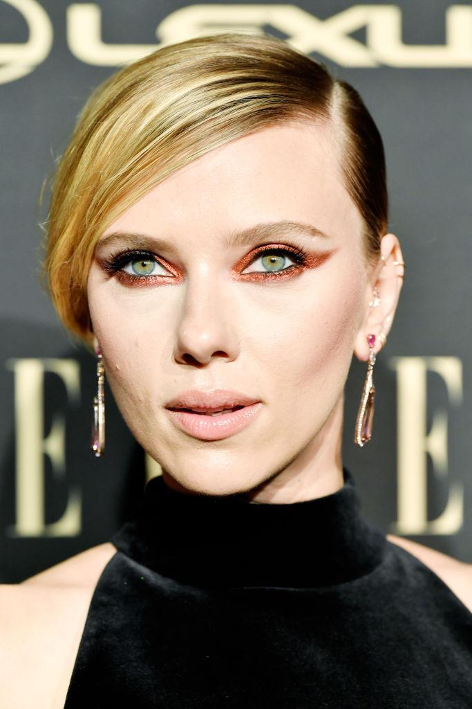 Скарлетт Йоханссон ELLE Women in Hollywood 2019
