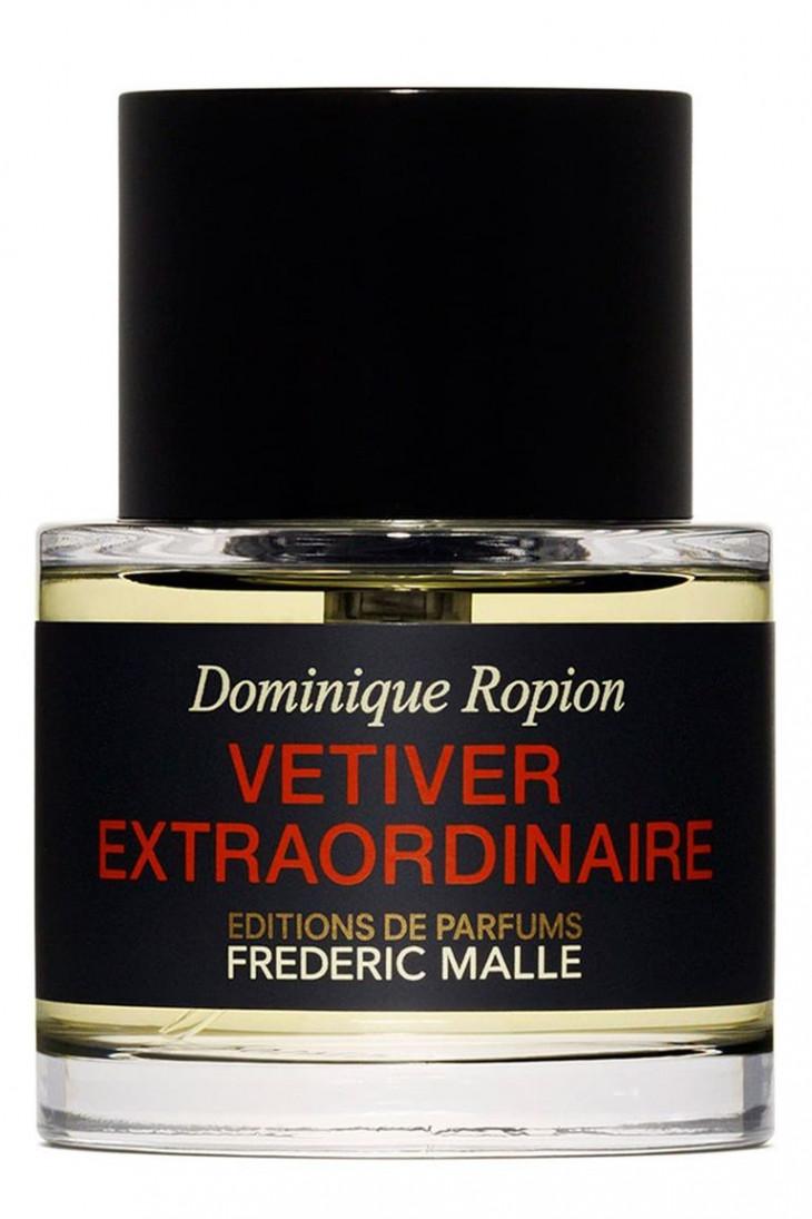 Frederic Malle's Vetiver Extraordinaire