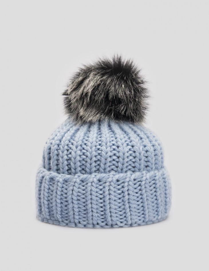 Вязаная шапка Zhanna UDLER