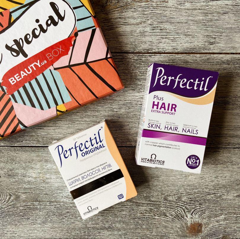 Витамины Perfectil Plus Роскошные волосы от Vitabiotics®