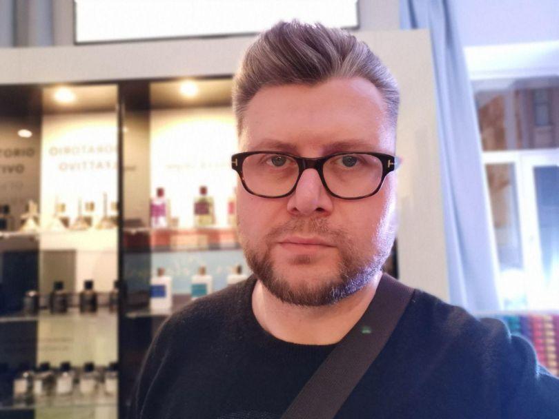 Алексей Татьянченко парюмерный эксперт